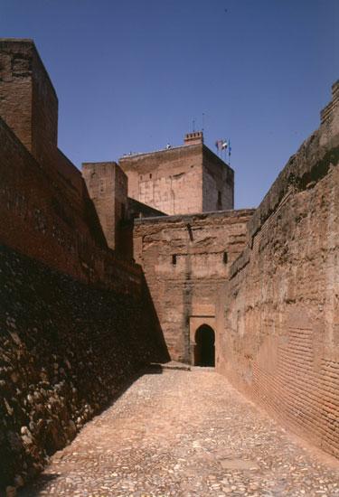 Camino de Ronda of the Alcazaba
