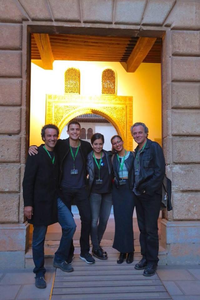 """""""El Príncipe"""" comes to the Alhambra"""