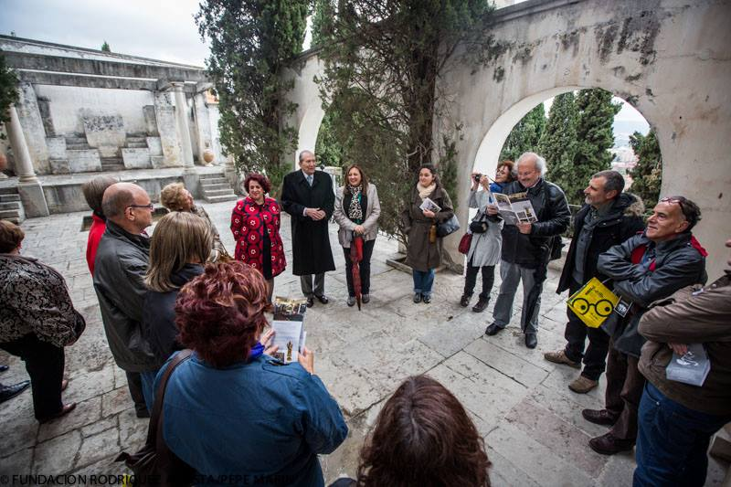 Rodríguez-Acosta Foundation opens to Granada