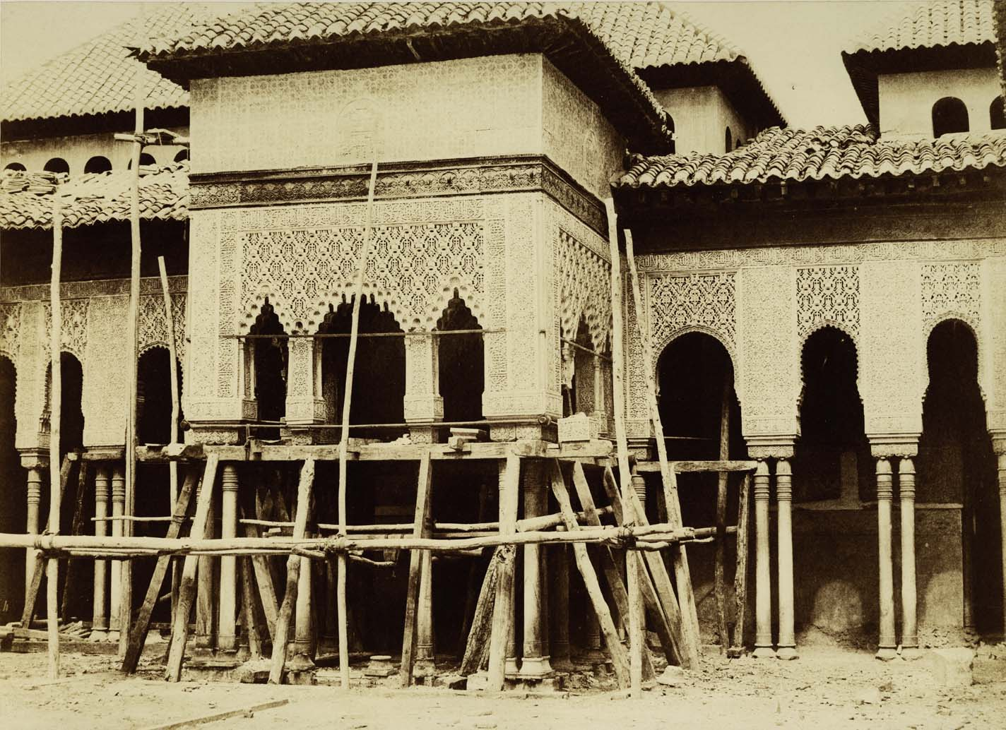 The Alhambra in the University of Navarra Museum