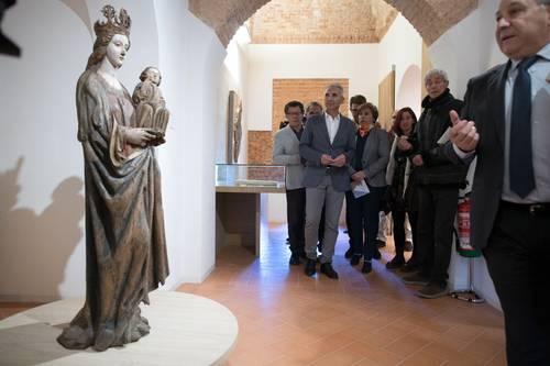 """La exposición """"Bab al-Saria. Bienvenidos a la Alhambra"""" registra más de 50.000 visitantes"""