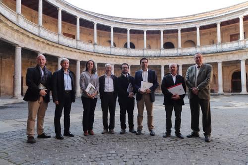 La ciencia y la tecnología en la restauración de la Alhambra, a debate en el Palacio de Carlos V