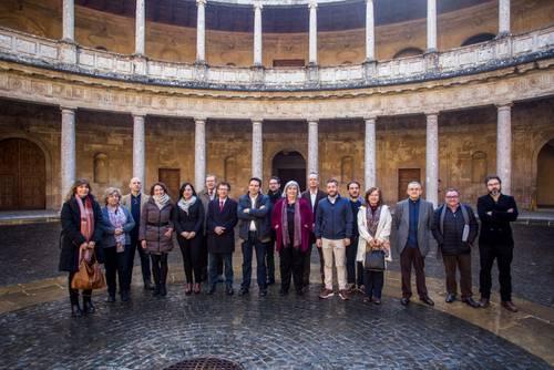 El califato almohade, a debate en la Alhambra