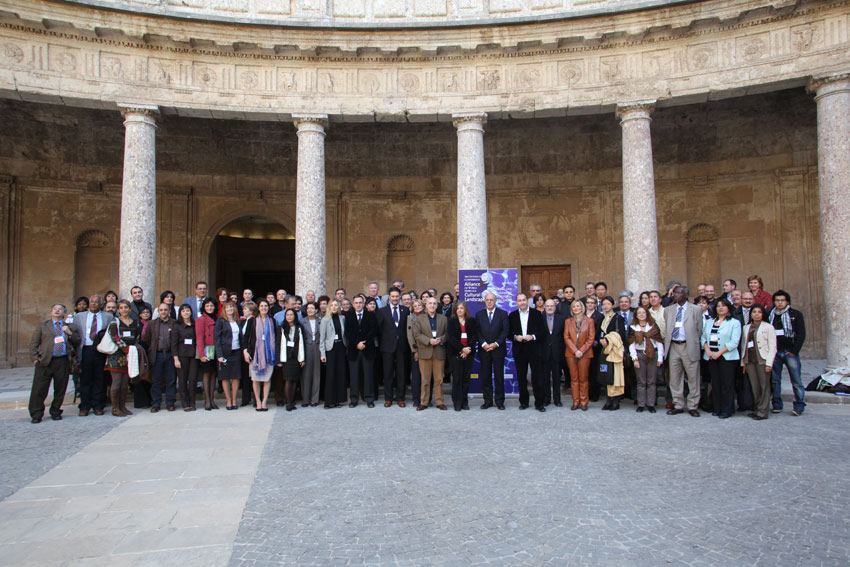 The Alhambra, location for the 3rd International Conference of the Alliance of World Heritage Cultural Landscapes