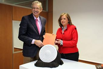 Agreement of collaboration between CajaGRANADA and the Board of the Alhambra and the Generalife