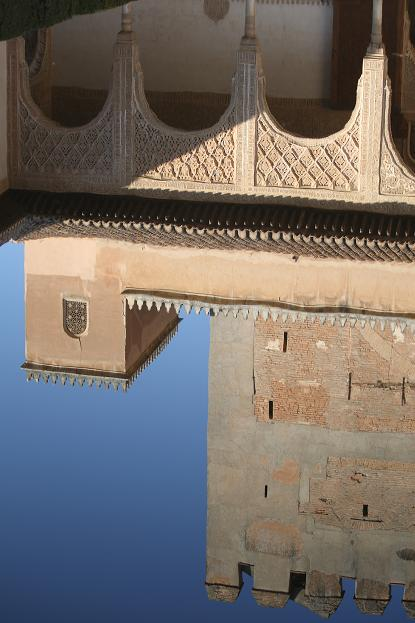 The Alhambra, monument most photographed by Flickr users