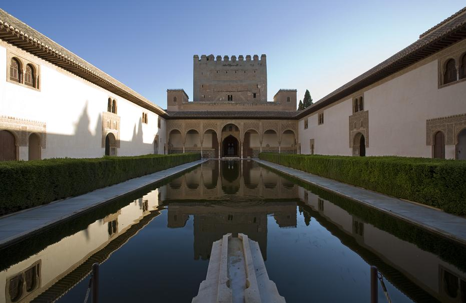 The Alhambra and the Prado Museum, the two sites most highly rated by the International press