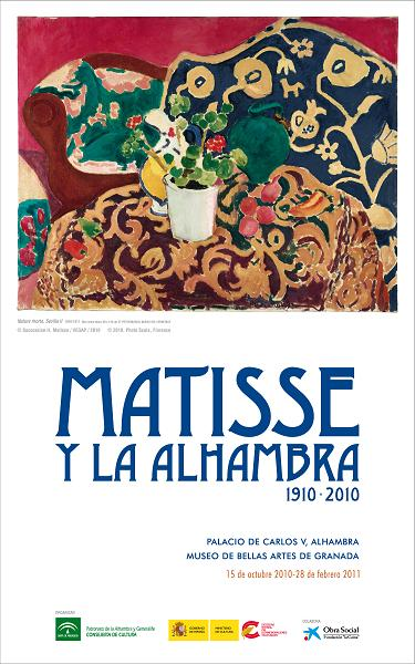 Matisse and the Alhambra (1910-2010)