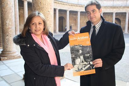 Experts analyze in the Alhambra the historical and cultural context of the School of Arabic Studies in Granada