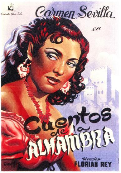 'Cuentos de la Alhambra' clausura el ciclo de cine Memoria Audiovisual