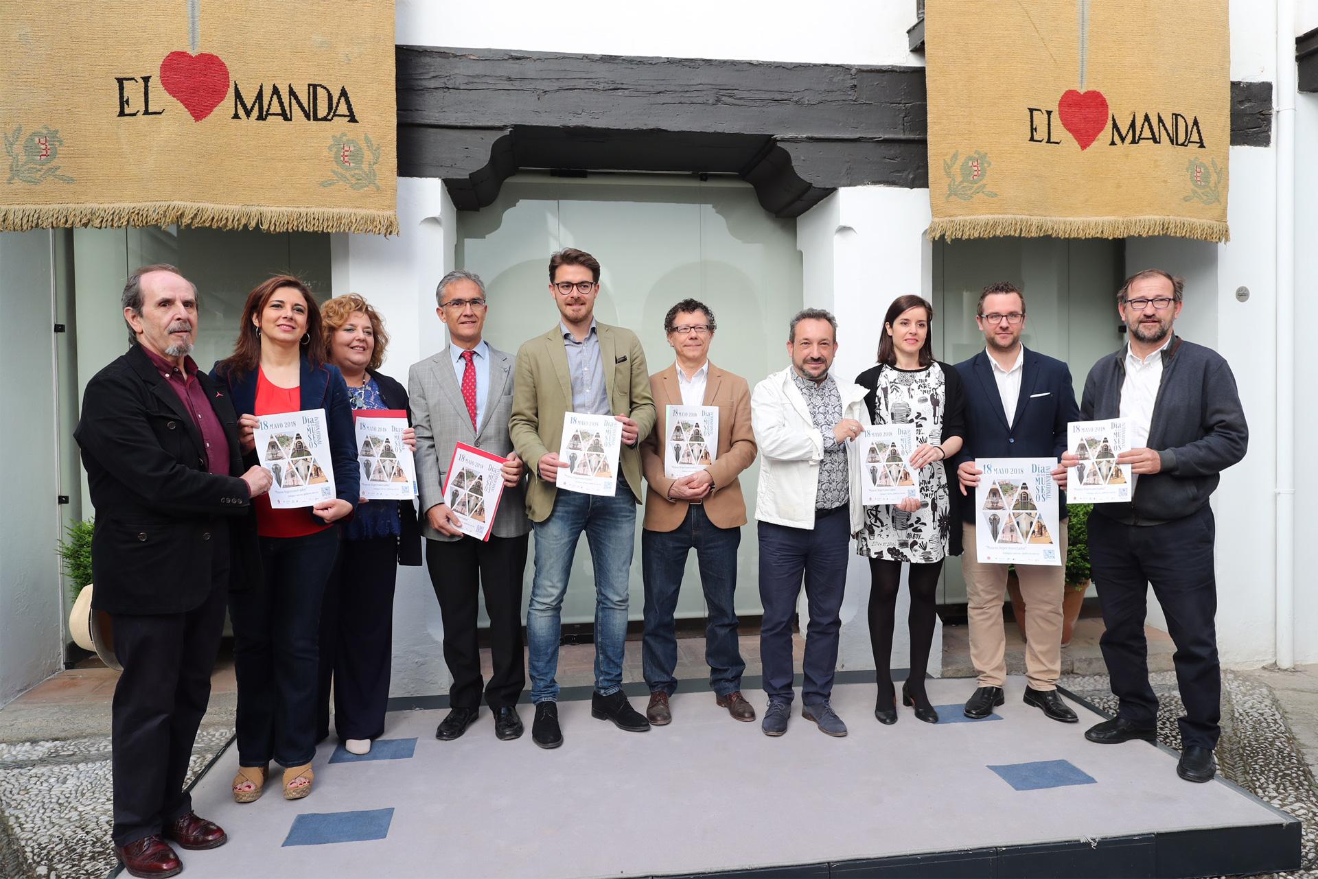La Alhambra celebra el Día Internacional de los Museos con actividades especiales para todos los públicos