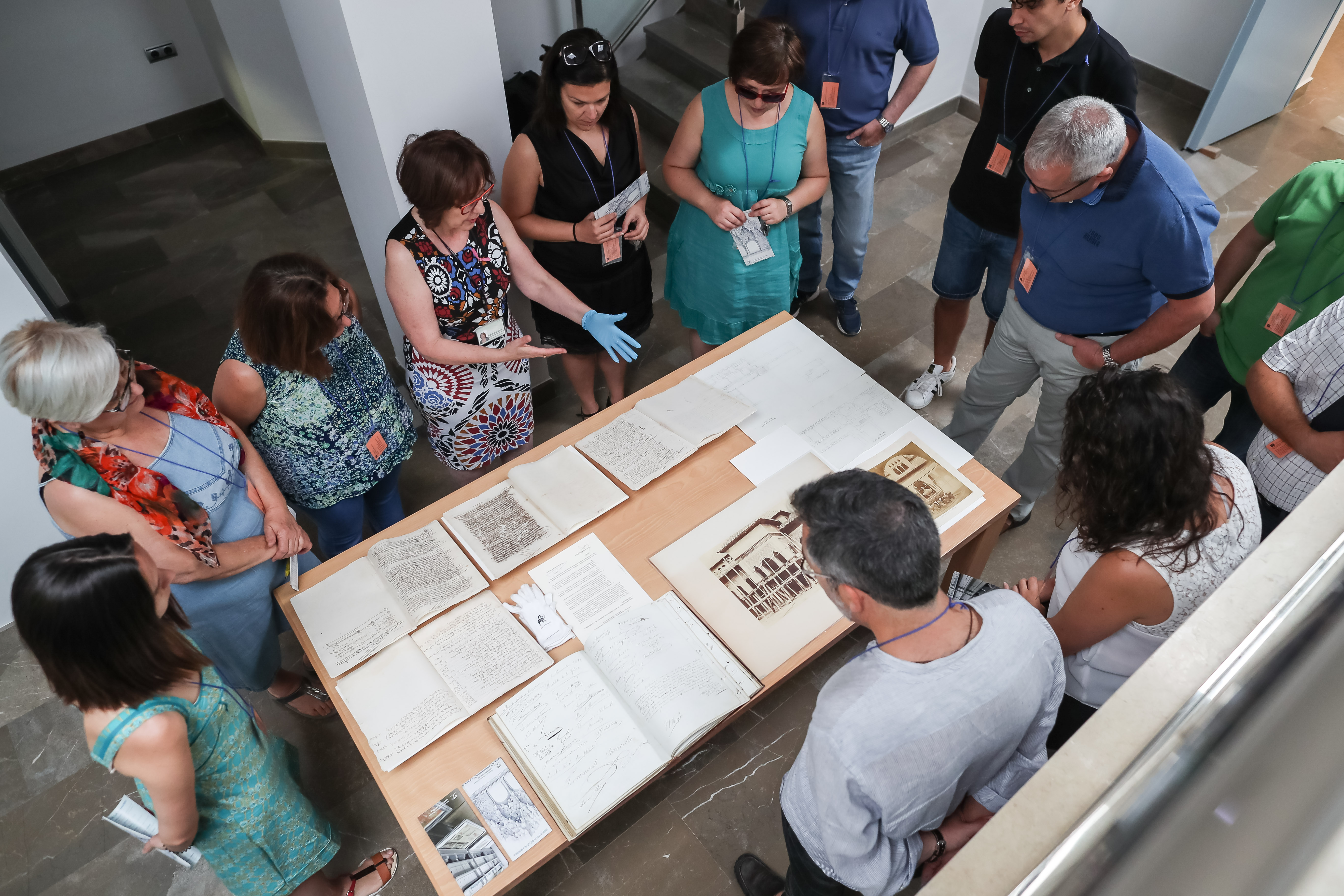 """El Archivo de la Alhambra, la memoria """"viva"""" de la fortaleza nazarí"""