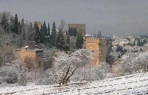 The Alhambra starts, on January 2, five new tours of the landscape and the urban environment
