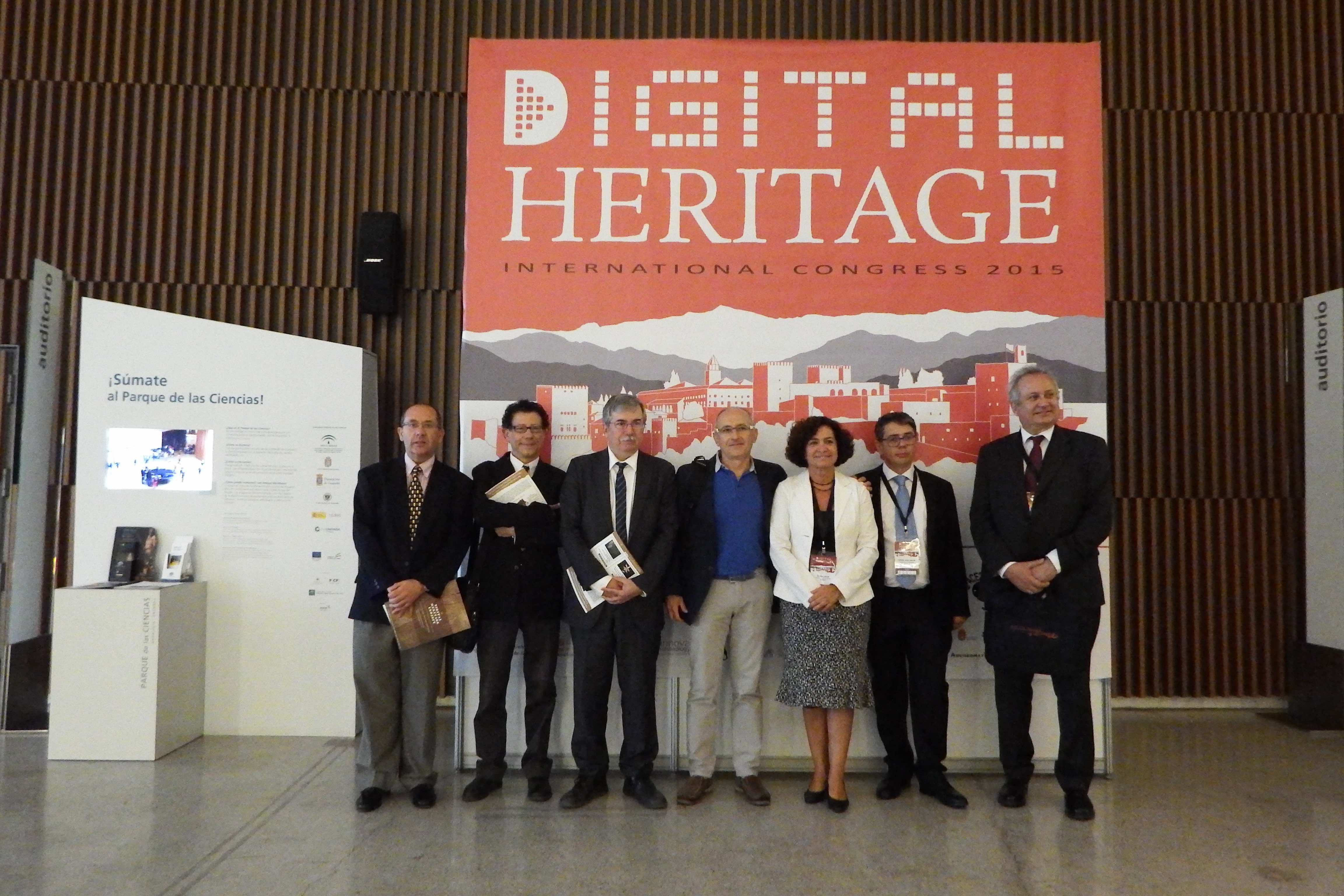 Specialists from 45 countries will be in Granada this week to discuss the combination of new technologies and cultural heritage
