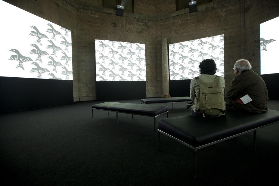 M.C. Escher. Infinite Universes returns to the Alhambra