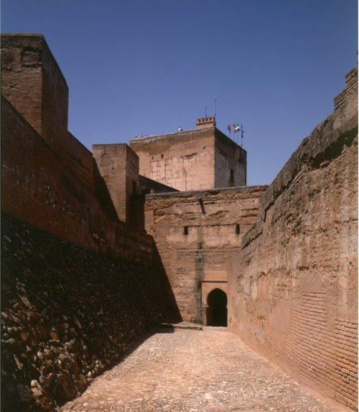 Parapet Walk of the Alcazaba