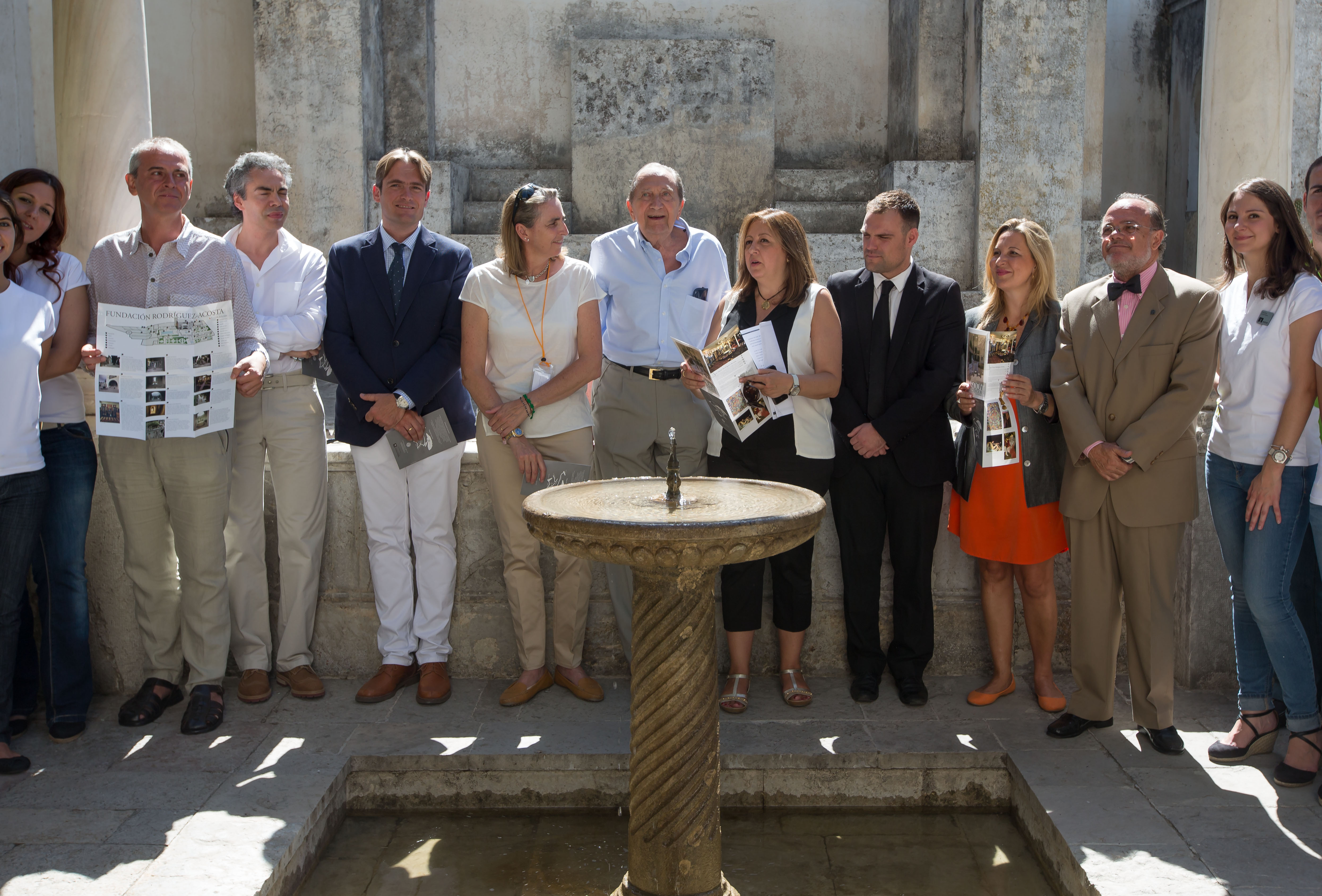 The Rodríguez-Acosta Foundation opens its doors to the public and organizes combined visits with the Alhambra