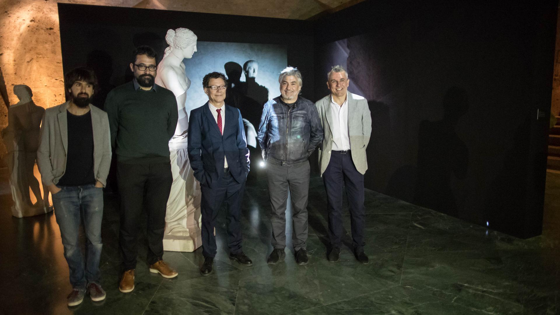 Una exposición recorre la Alhambra más íntima a través del objetivo del fotógrafo Fernando Maquieira