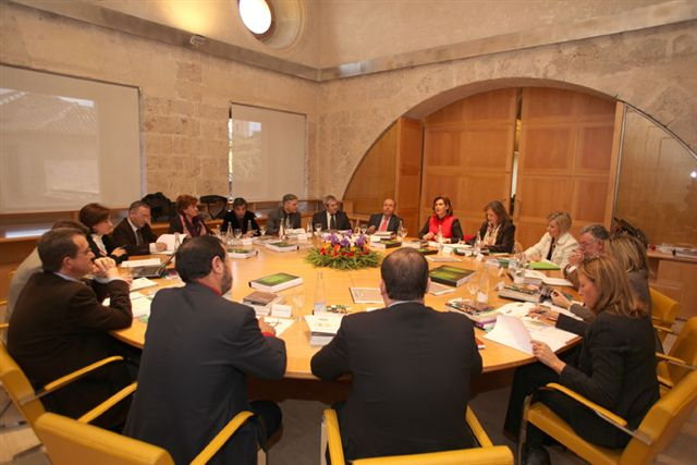 The Alhambra increases its budget in 2009 and it finalizes the procedure for its future change into a Public Agency under a Special Regime