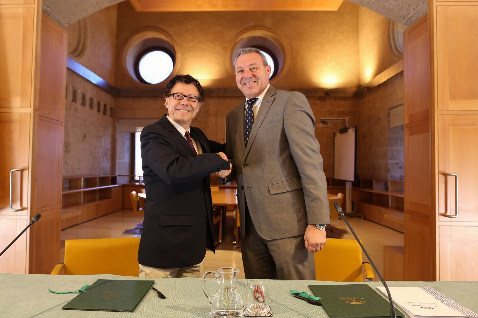 Closer links between the Alhambra and the Port of Motril