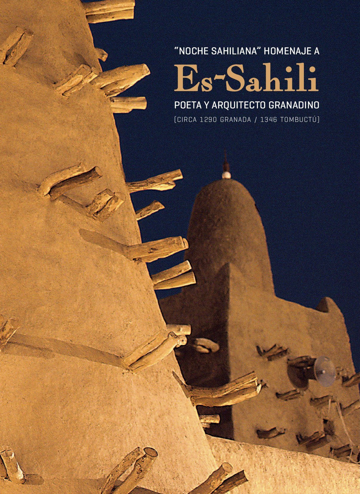 A night of Andalusian poetry and music to pay tribute to Es-Sahili in the Alhambra