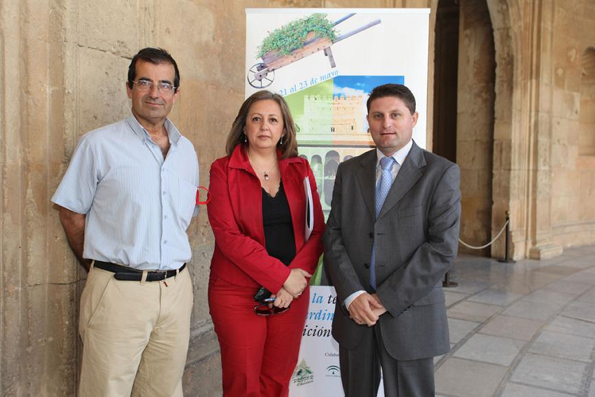 Experts' debate in the Alhambra: Art and Techique of Gardening, Future and Tradition
