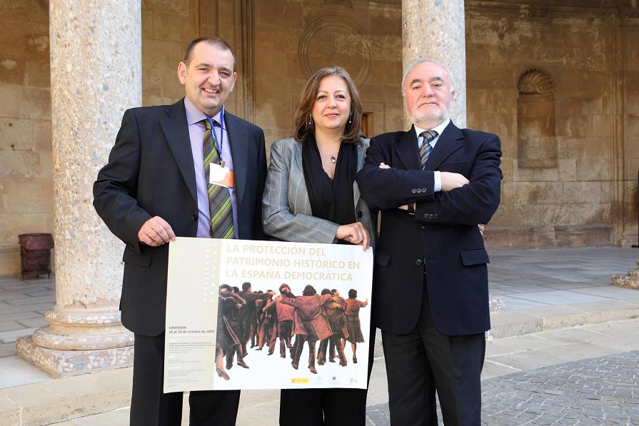 Experts will analyze in the Alhambra the politics concerning the Protection of Cultural Heritage in Democratic Spain