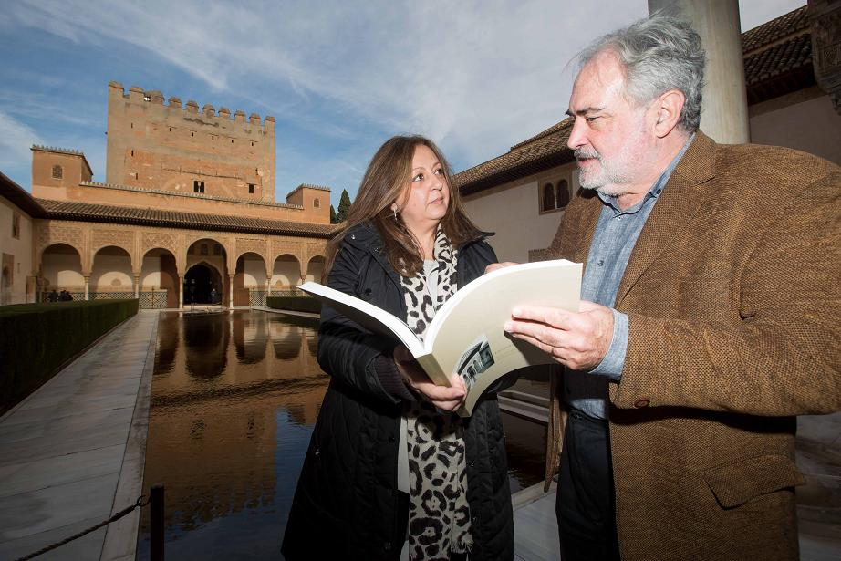 The Alhambra presents a biography of Torres Balbás, the curator of the Monument between 1923 and 1936