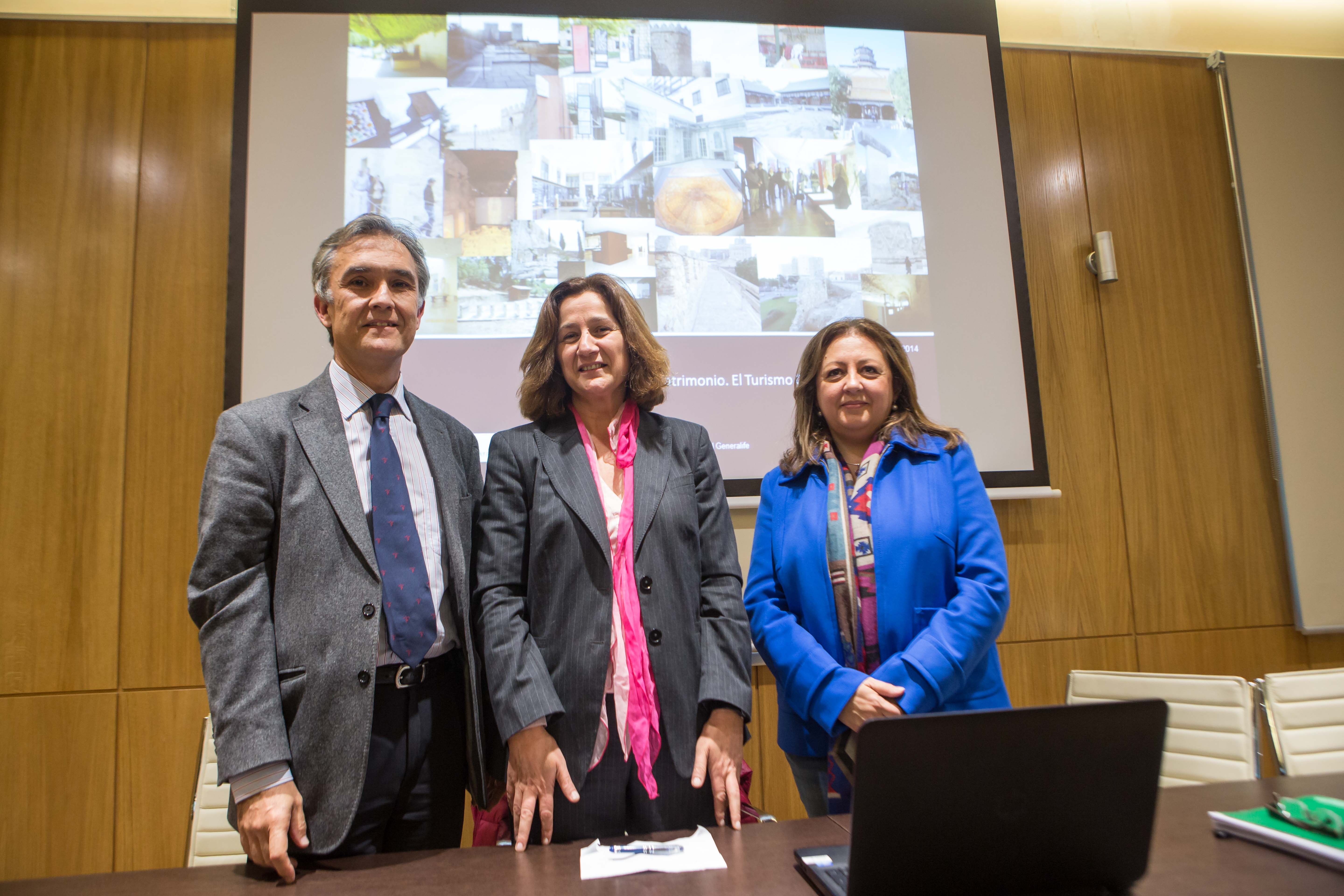 """Mass tourism has serious consequences for heritage conservation"" according to the Director of the Alhambra and Generalife, who this morning opened the MA in Museology at the UGR"