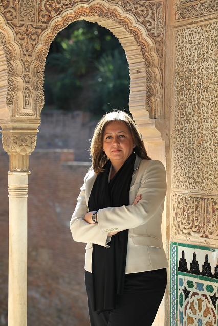 María del Mar Villafranca, honorary trustee of the Rodríguez-Acosta Foundation