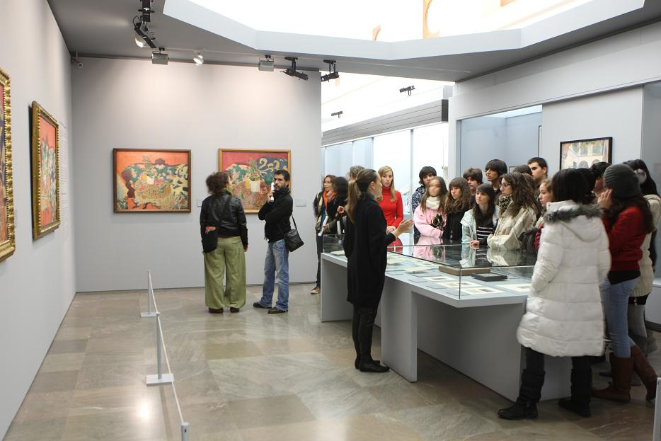 The Patronato de la Alhambra increases the program of guided tours to the exhibition on Matisse