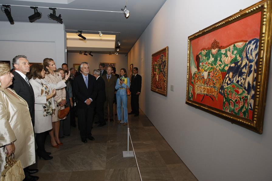 Matisse and the Alhambra: a round-trip journey
