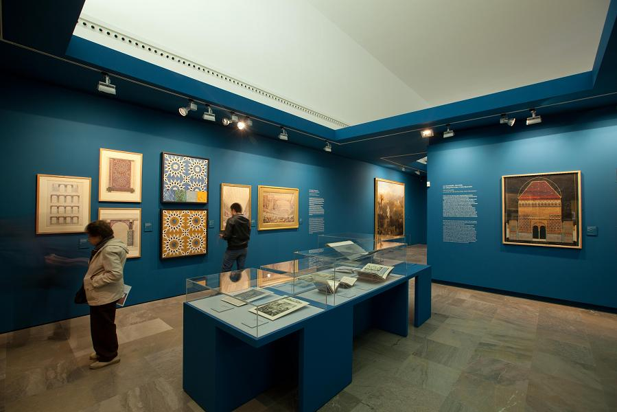 Visit with your family the Museum of the Alhambra and the exhibition on Owen Jones in Christmas