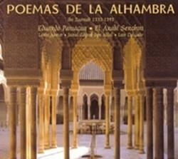POEMAS DE LA ALHAMBRA. IBN ZAMRAK