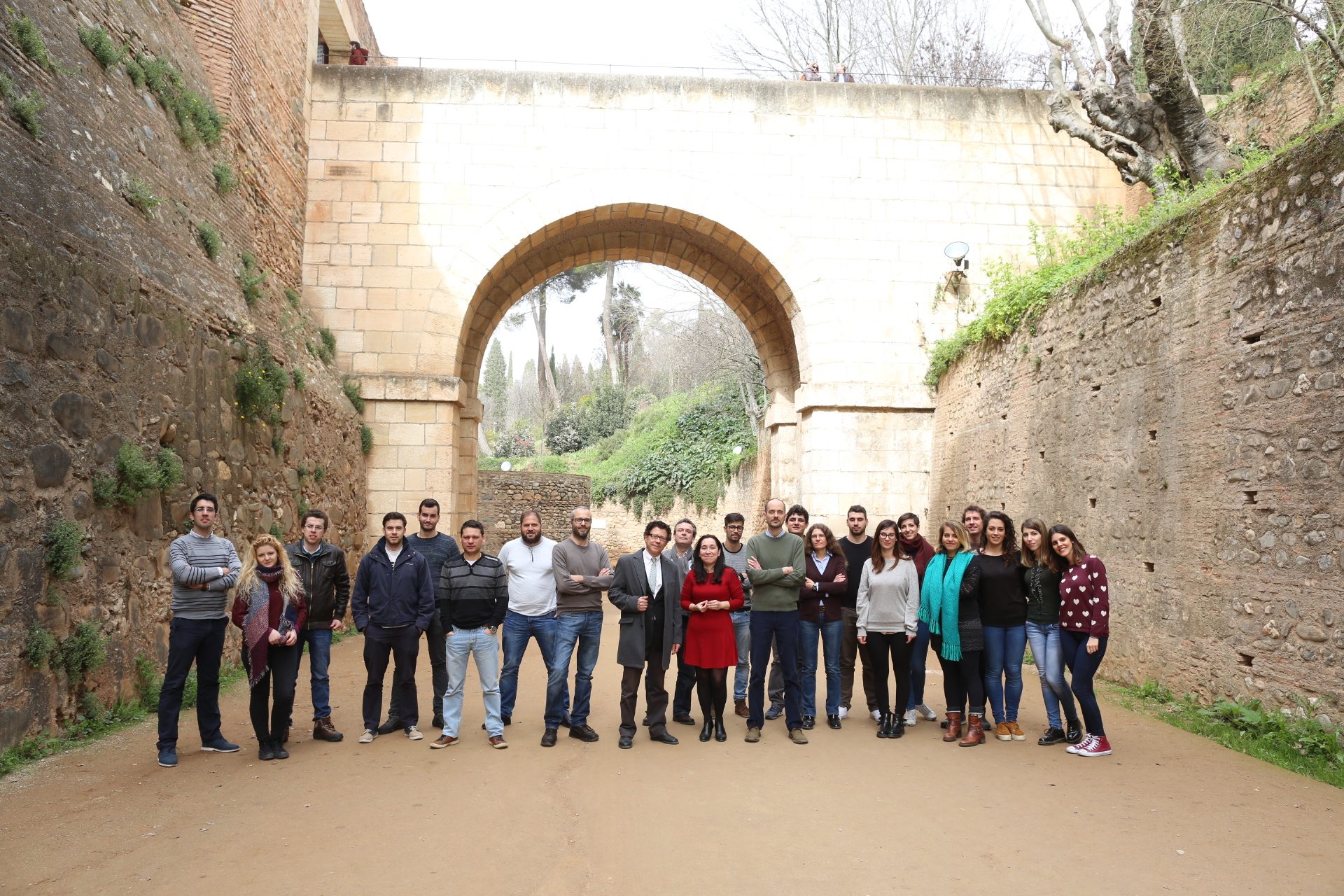 International experts gather at the Alhambra to debate about energy efficiency in historic buildings