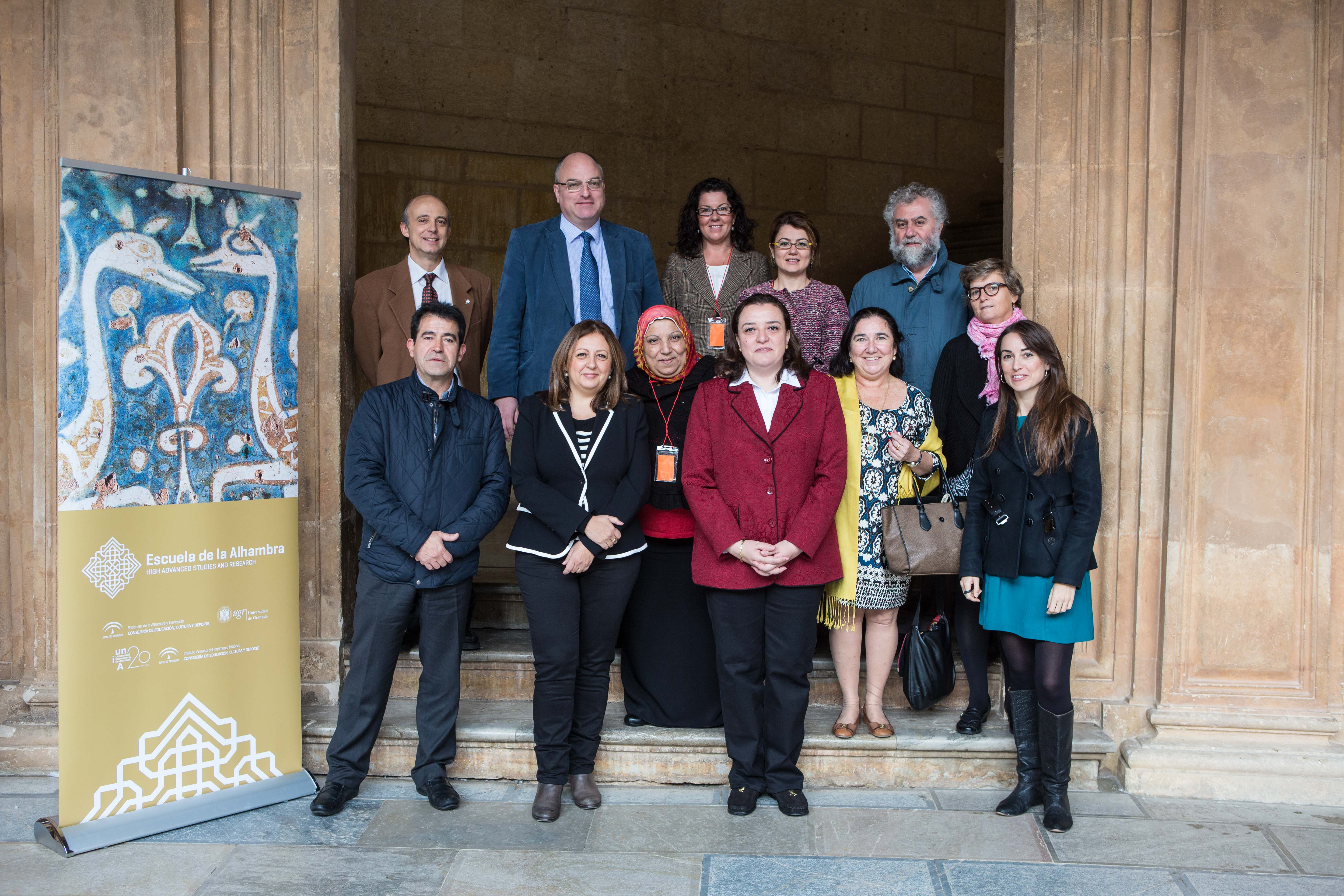 The Alhambra enters the world of historical archives with an international seminar at the Palace of Carlos V