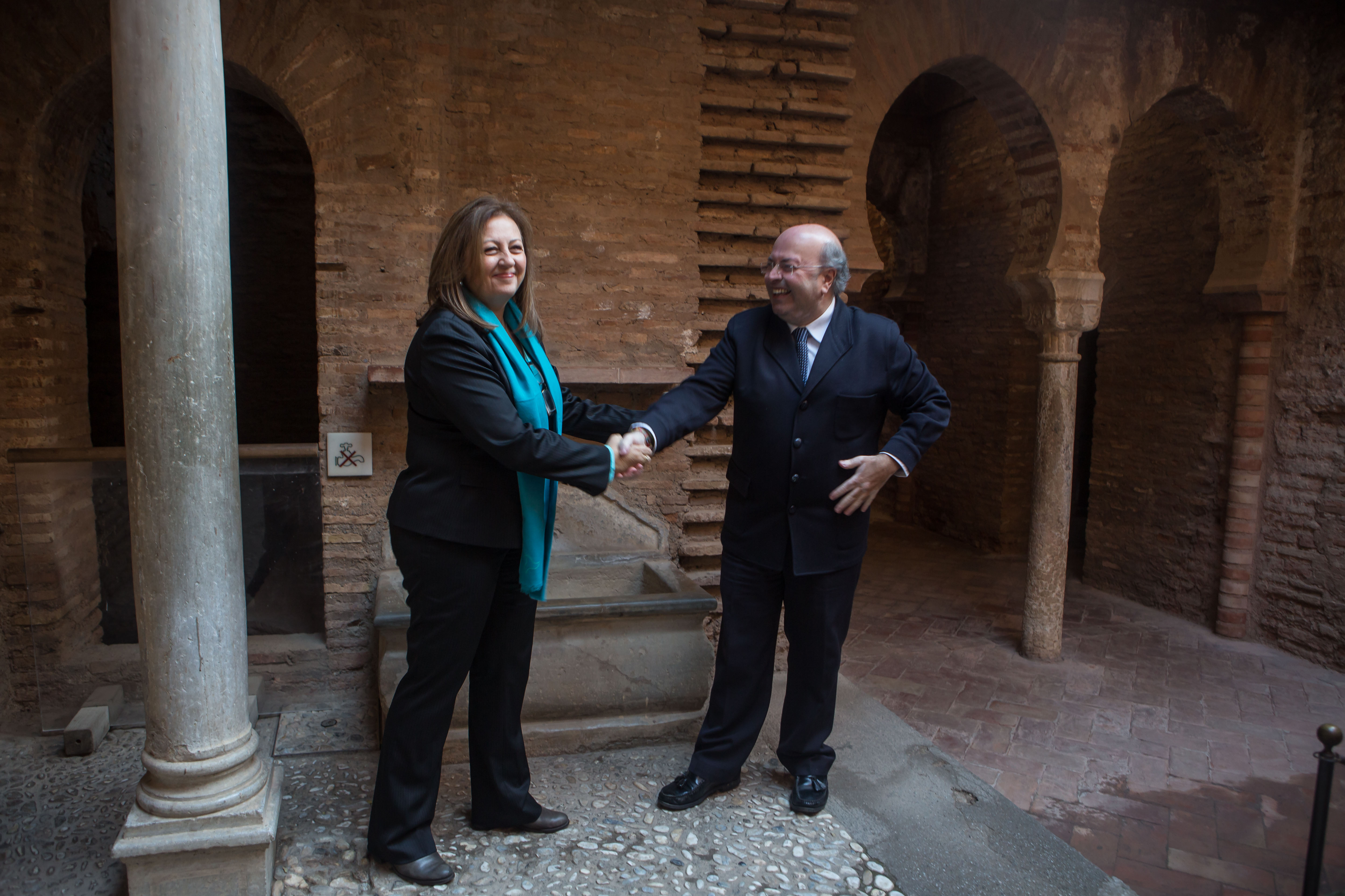 The Alhambra and the International Festival of Music and Dance of Granada bring the events and activities devoted to the composer Ángel Barrios to a close with a musical analysis course