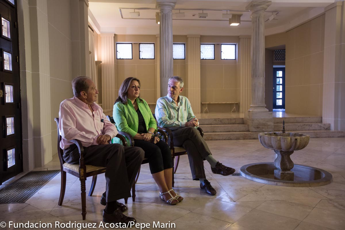 The Rodríguez-Acosta Foundation recovers the essence of its splendid building as it was conceived by its founder