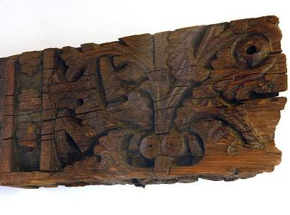 Cantilever from the 11th century