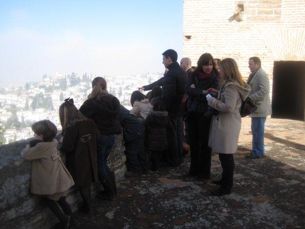 Visit the Alhambra with your family