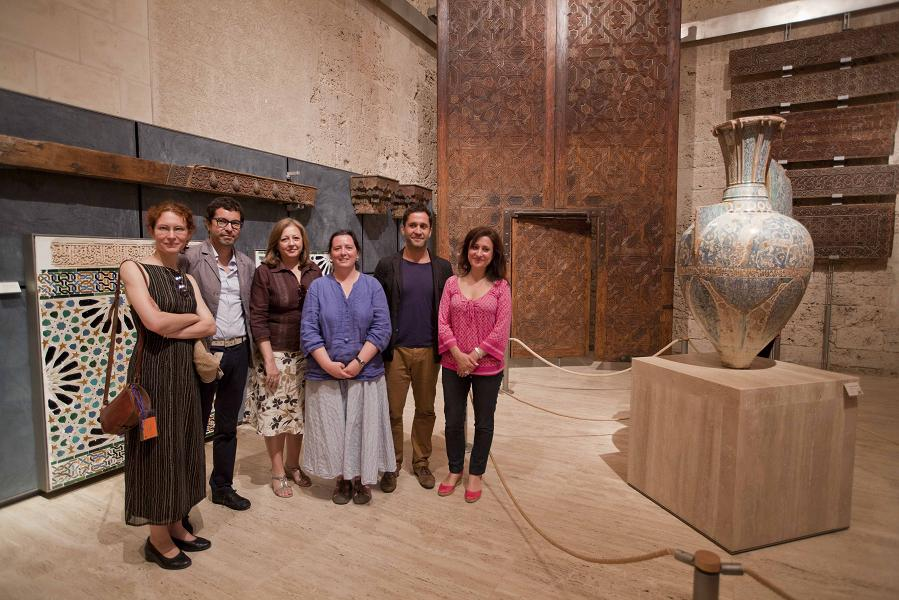 The Alhambra has embarked on the European Network of Museums of Islamic Art project, in collaboration with the Musée du Louvre and London's Victoria and Albert Museum