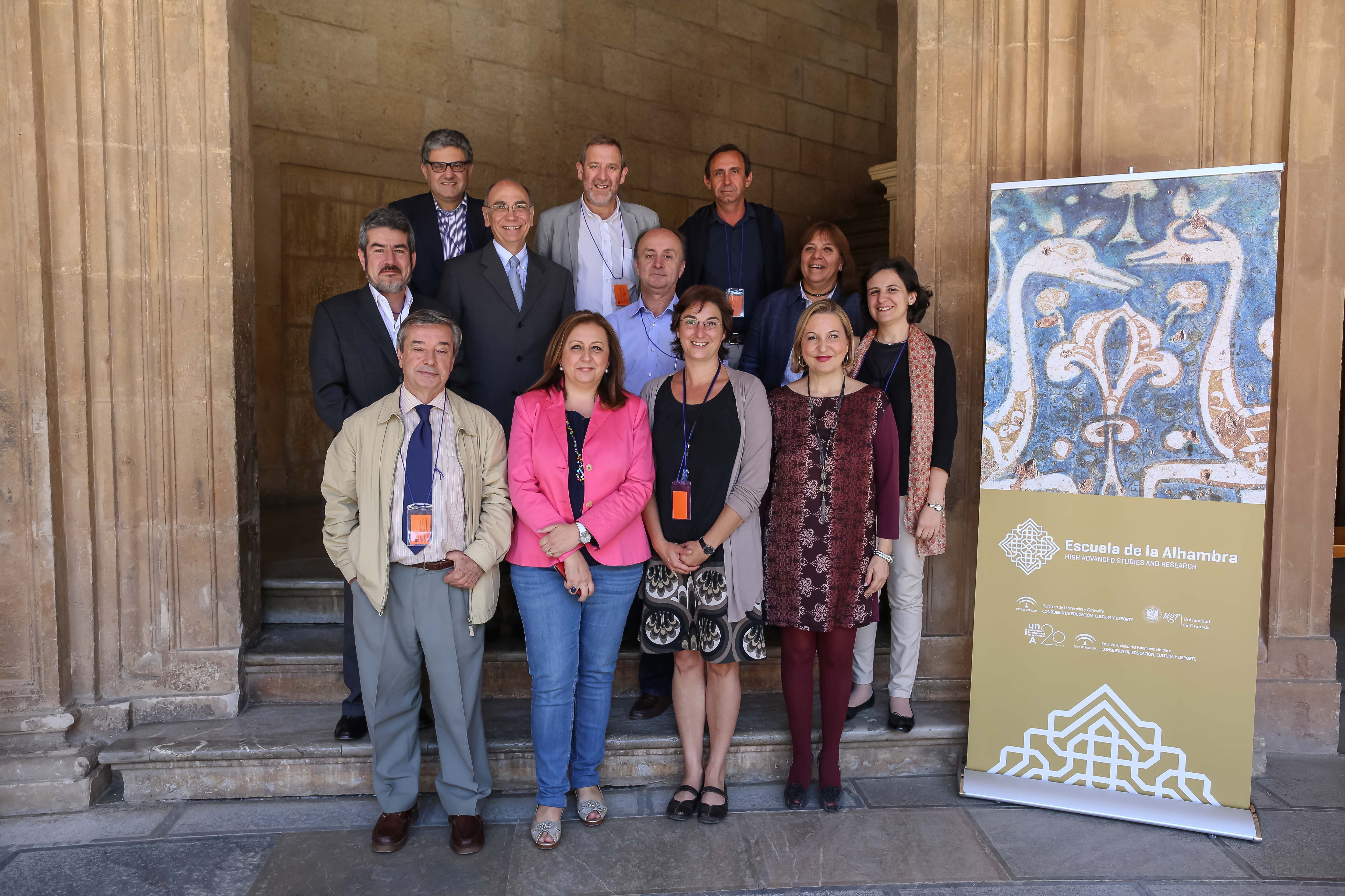 Debate about the tourist capacity of the Alhambra and the cave of Altamira