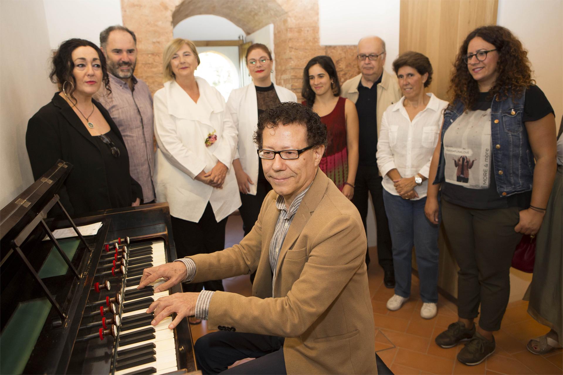 """La Alhambra rinde homenaje al poeta Juan de Loxa en la IV edición del ciclo """"Los sonidos de la palabra"""""""
