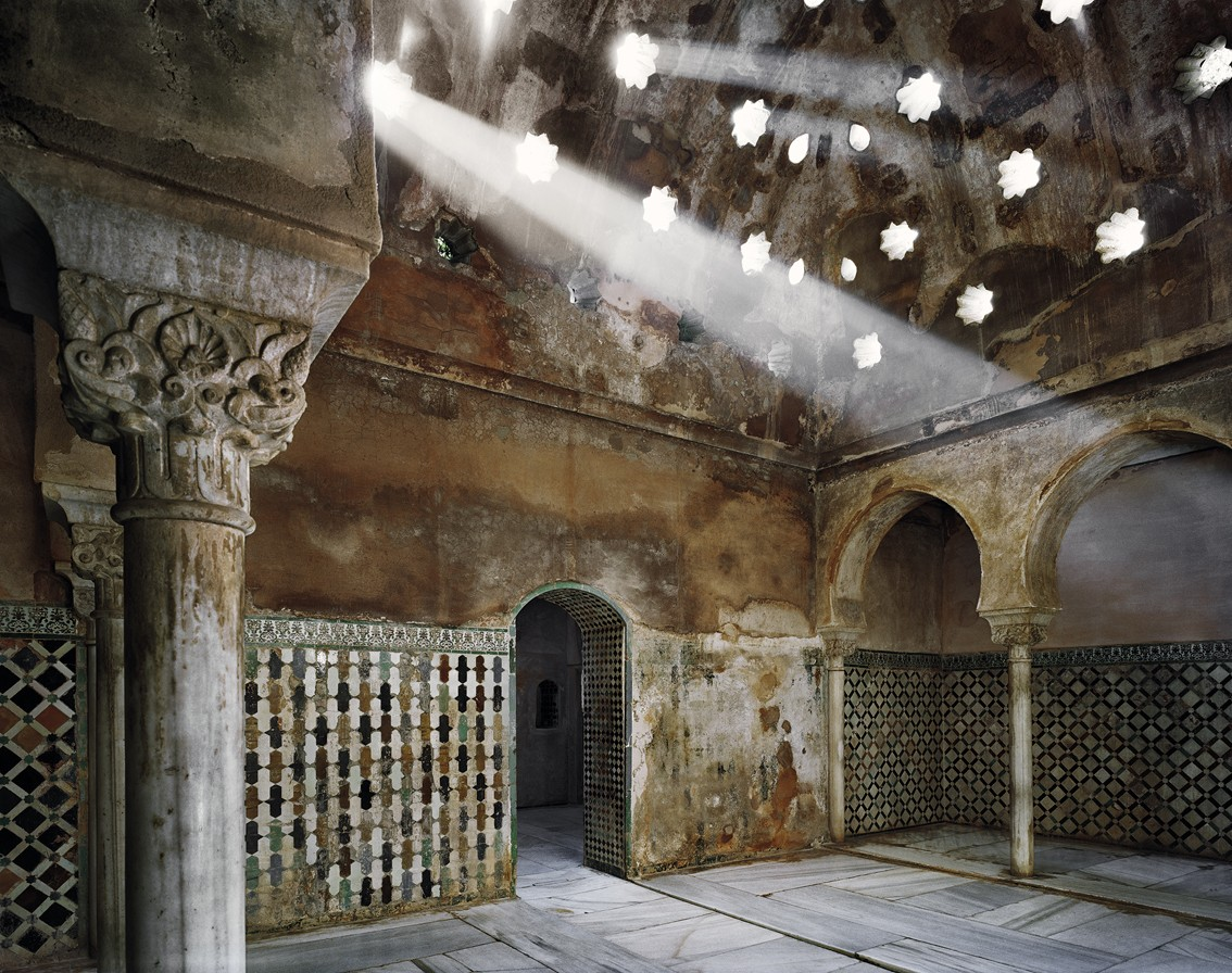 A hitherto unseen view of the Alhambra. Jean Laurent and Fernando Manso