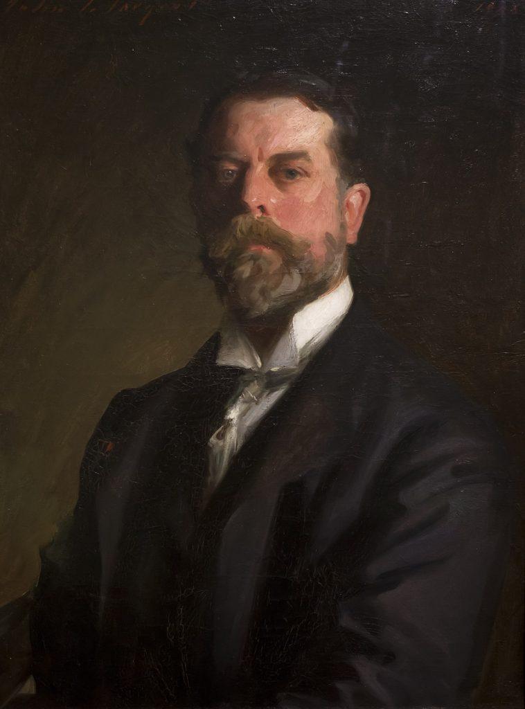 Sargent selfportrait