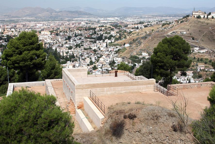 The Alhambra opens to the visitors the Silla del Moro mirador during this weekend