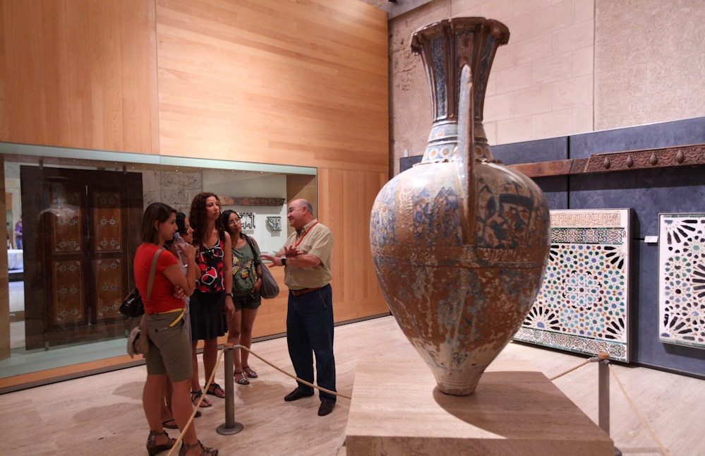 The Alhambra on International Museum Day