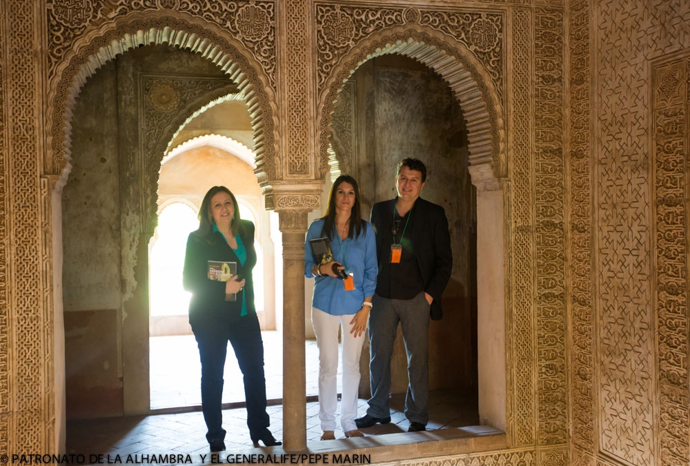 The Sultanas of Alhambra discover the role of women in the Nasrid court