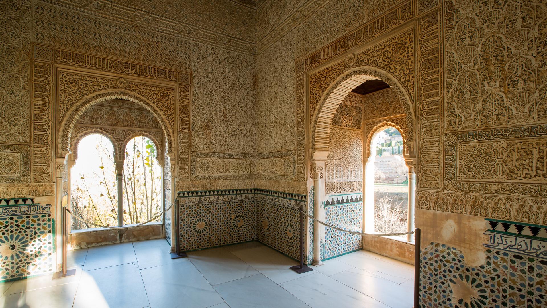 La Alhambra abre la legendaria Torre de la Cautiva