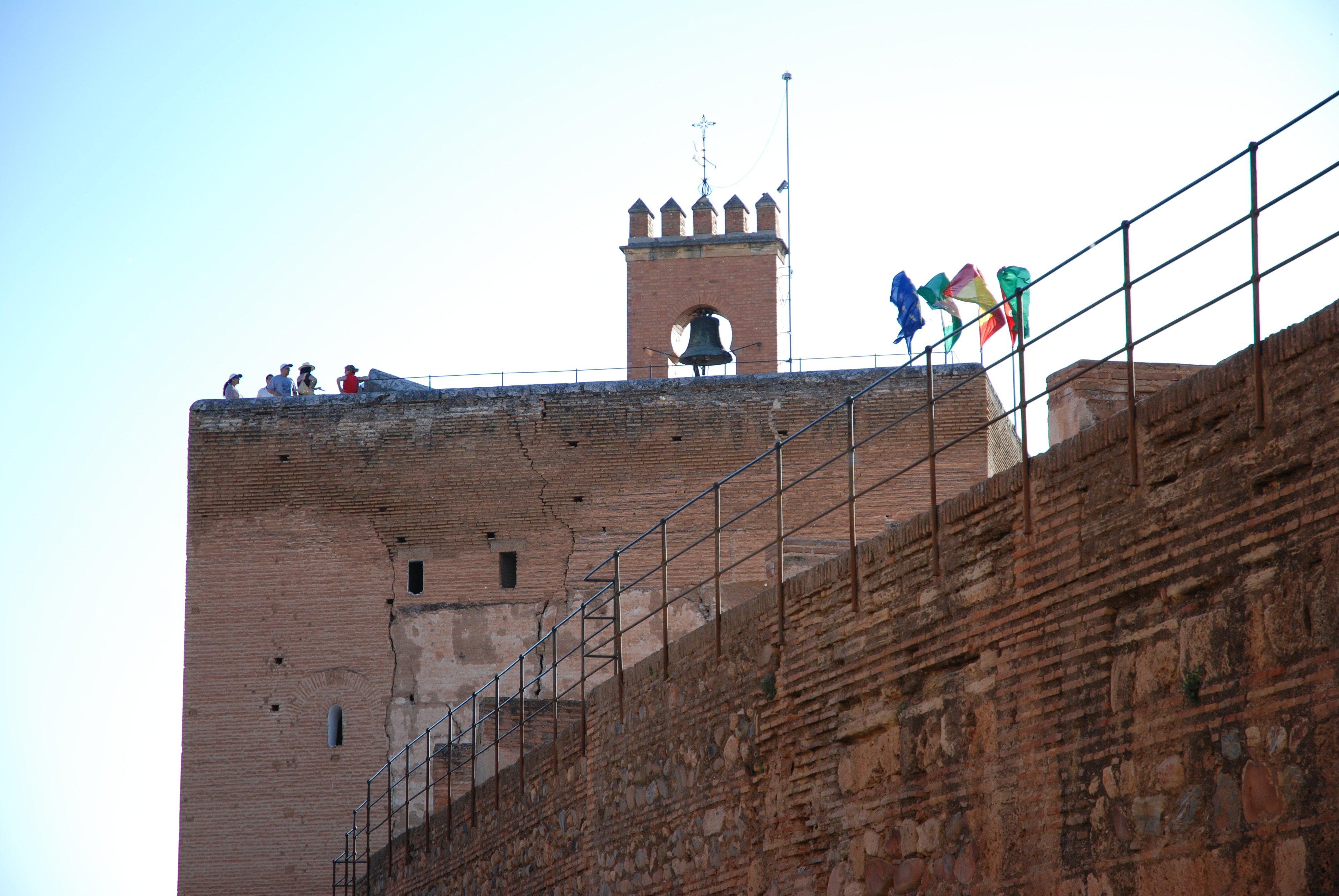 The Alhambra will be holding an open day with free admission to the Alcazaba on 2nd January